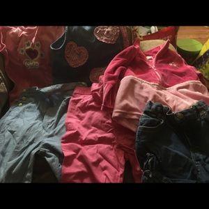 24months girls clothes